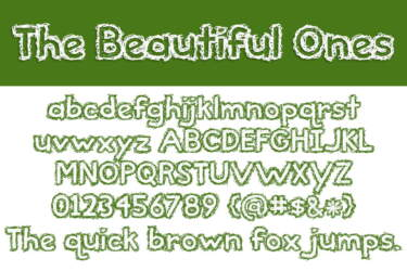 The Beautiful Ones Letters