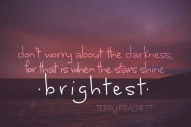 Where Stars Shine The Brightest Quote