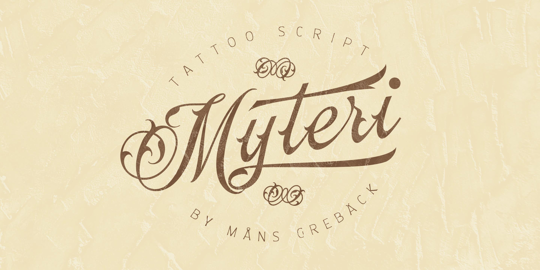 Myteri Poster01