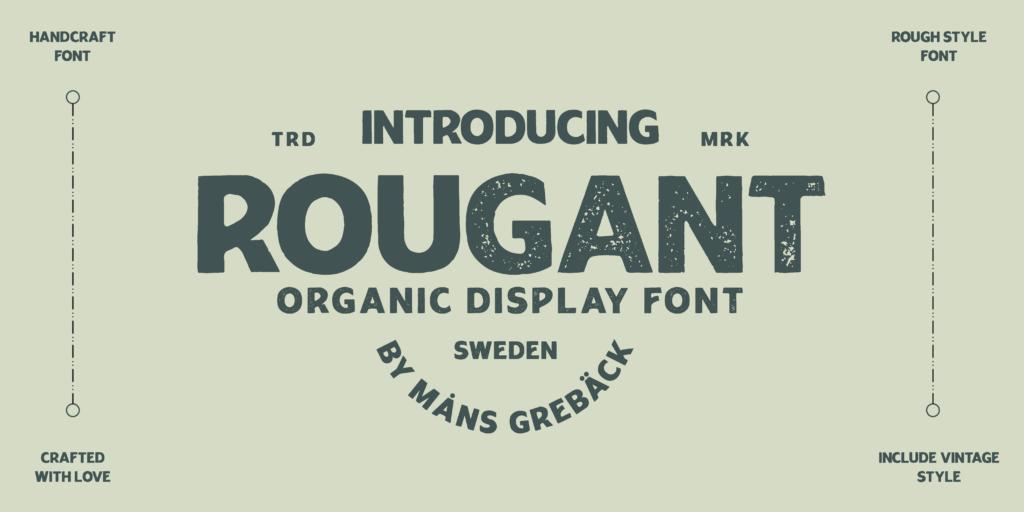 Rougant Poster