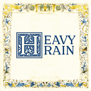 Heavy Rain Flag