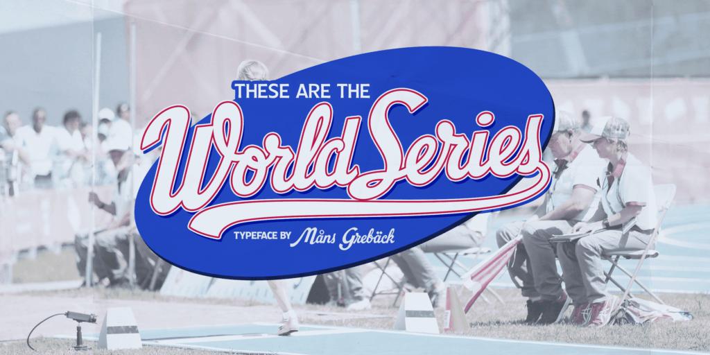 World Series Poster01