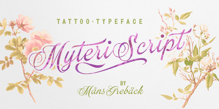 Myteri Script Poster01