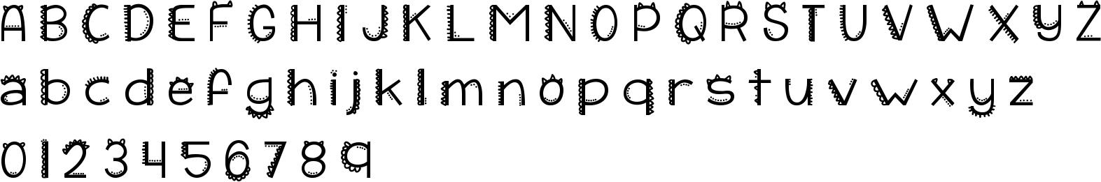 Kgiliketomoveit Character Map Image