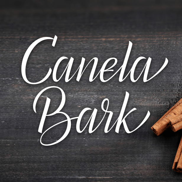 Canela Bark Flag