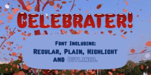 Celebrater Poster720