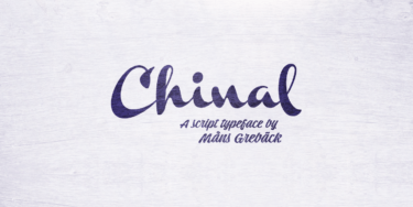 Chinal Poster01