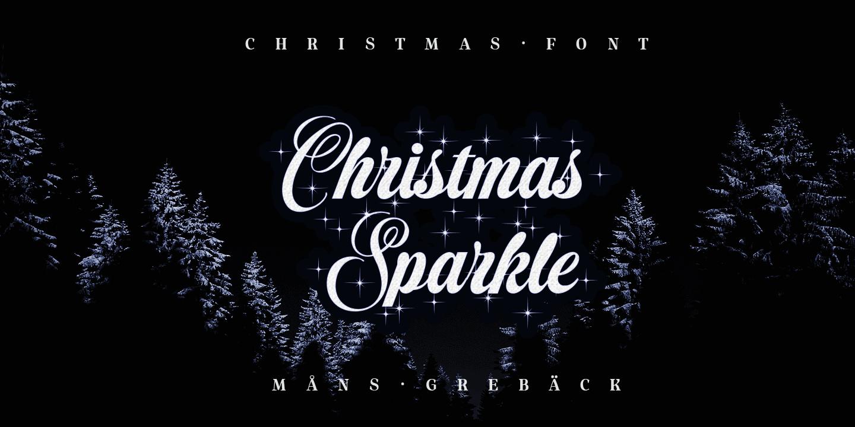 Christmas Sparkle Poster01