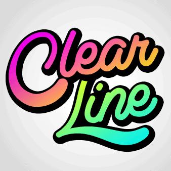 Clear Line Flag