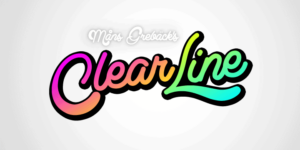Clear Line Poster