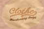 Clothe Poster01