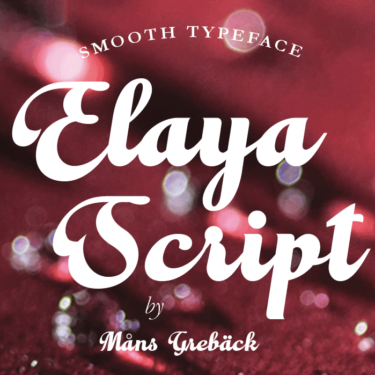 Elaya Script Flag