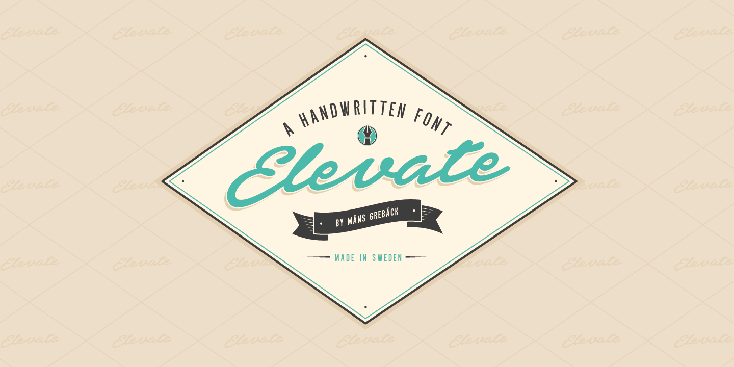 Elevate Poster01