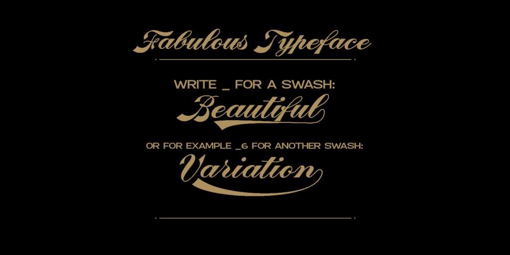 Fabulous Poster03