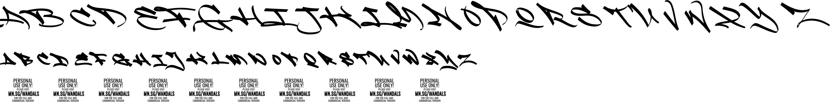 Fatwandalsalt Personal Character Map Image