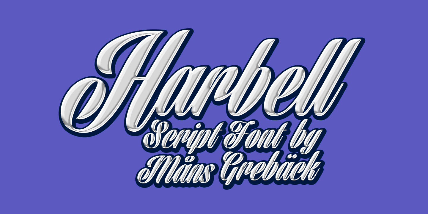 Harbell Poster