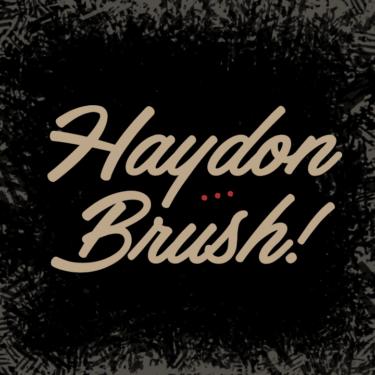 Haydon Brush Flag