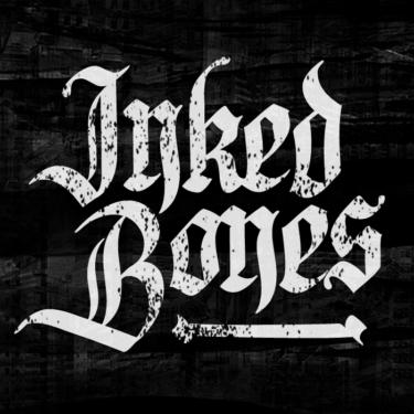 Inked Bones Flag