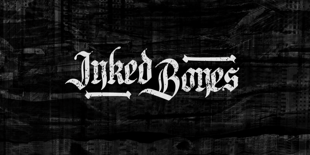 Inked Bones Poster01