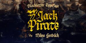 Jack Pirate Poster01