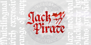 Jack Pirate Poster07