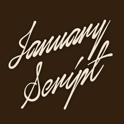 January Script Flag