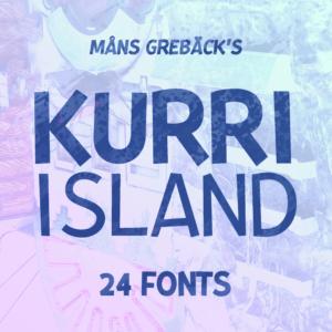 Kurri Island Flag