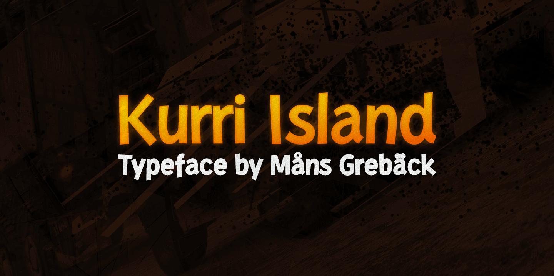 Kurri Island Poster01