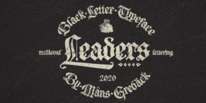 Leaders Poster01
