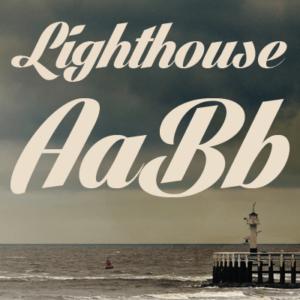 Lighthouse Flag