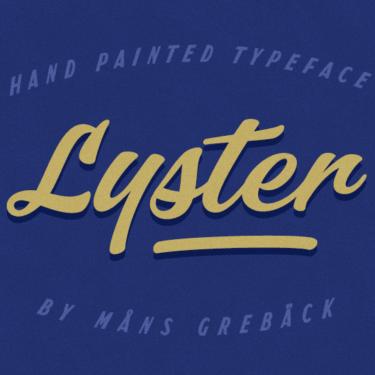 Lyster Flag