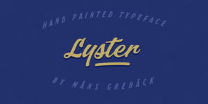 Lyster Poster01