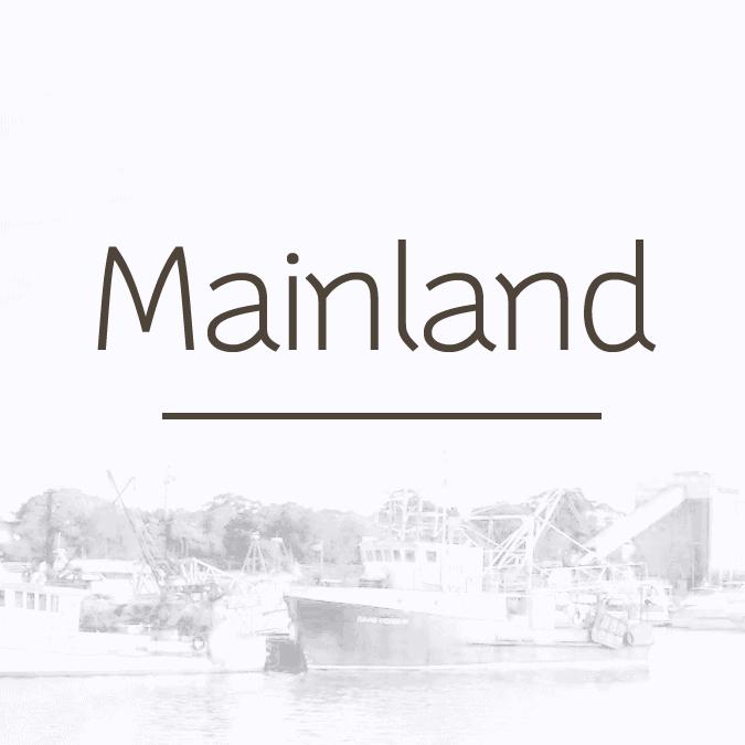 Mainland Flag