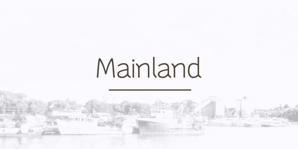 Mainland Poster01