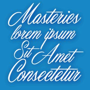 Masterics Flag