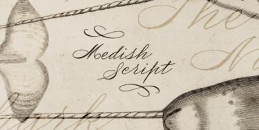 Medish Script Poster01