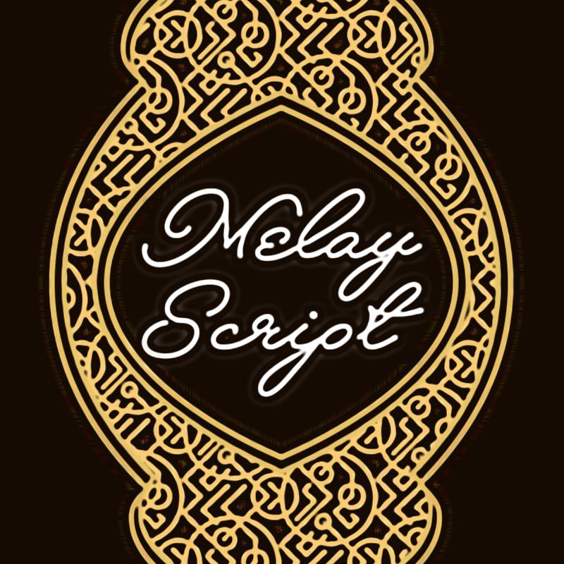 Melay Script Flag