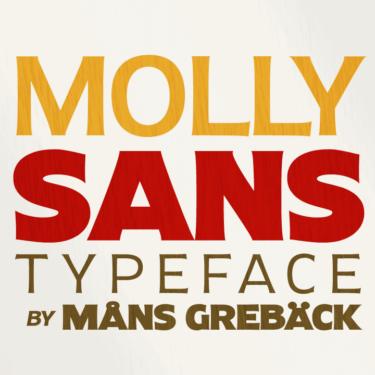 Molly Sans Flag