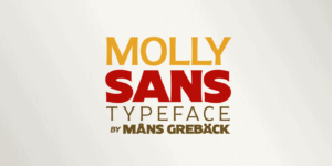Molly Sans Poster01