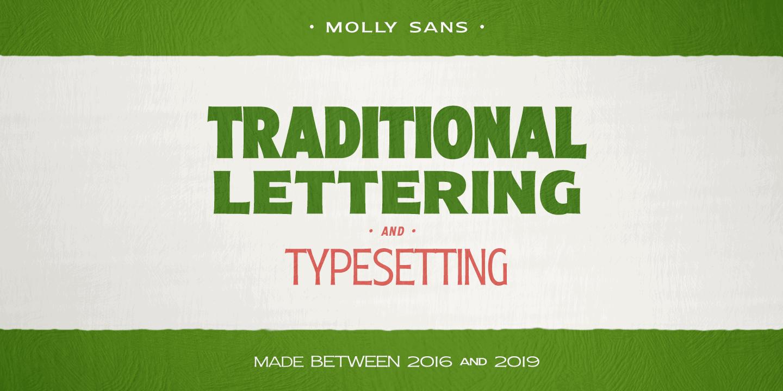 Molly Sans Poster07
