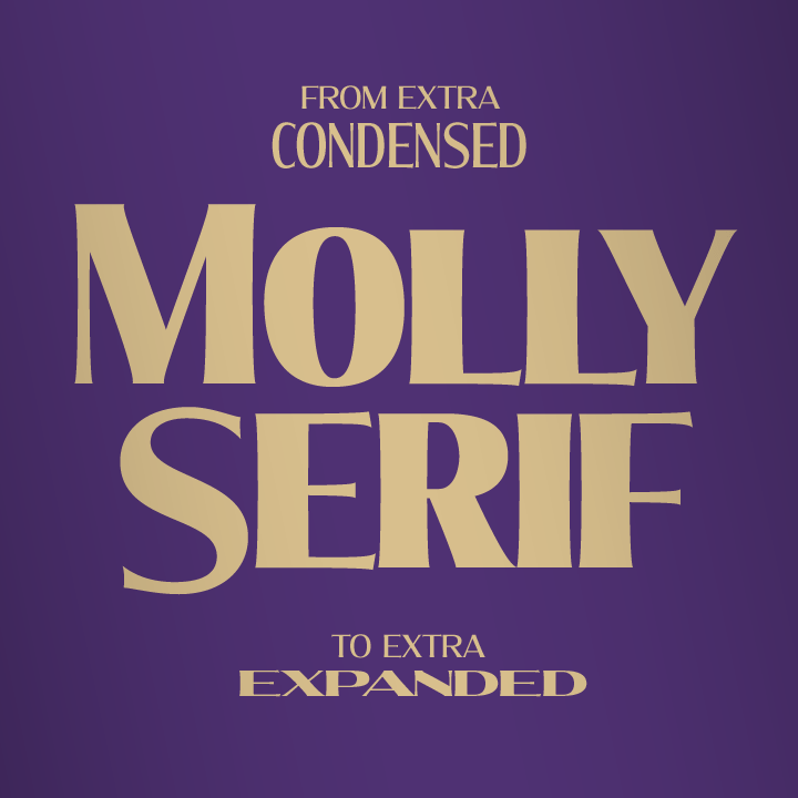 Molly Serif Flag