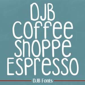 Djbfonts Csespresso