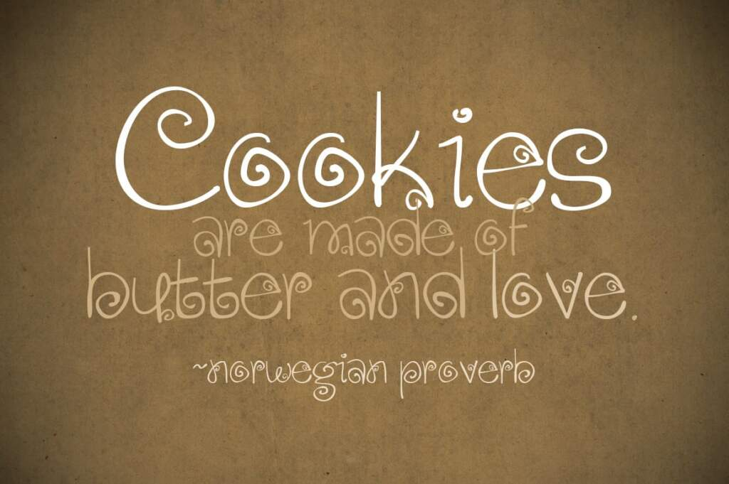 Gingersnaps Quote