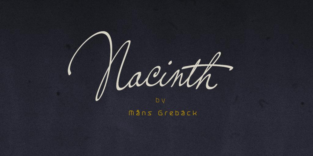 Nacinth Poster01