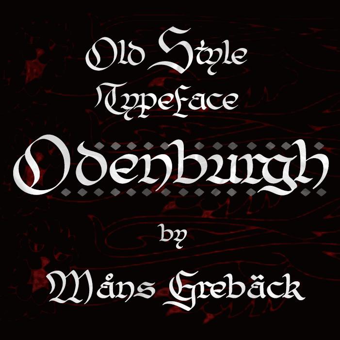Odenburgh Flag