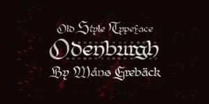 Odenburgh Poster01